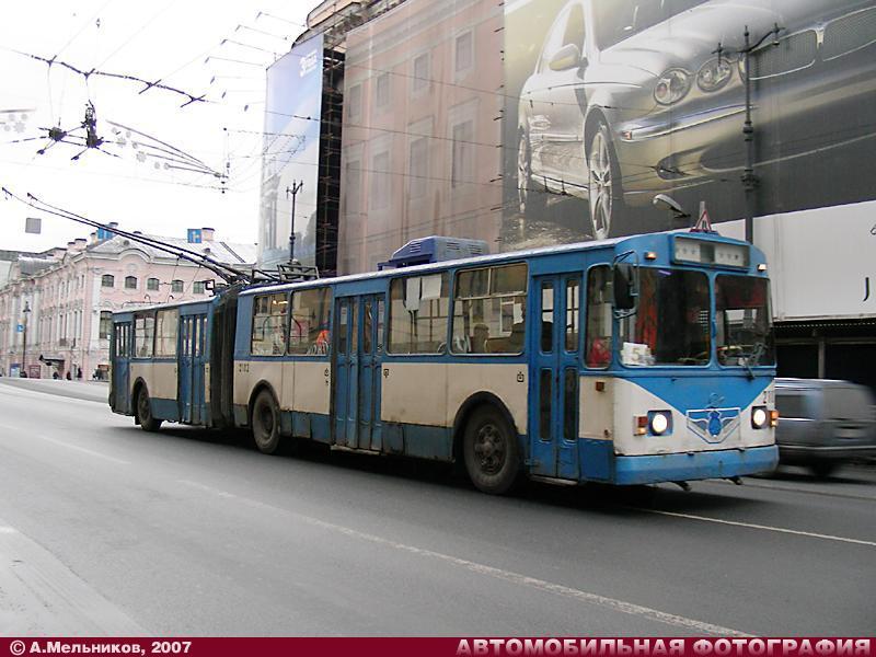 Троллейбусы птз-5283 6908, зиу-682воо 6520