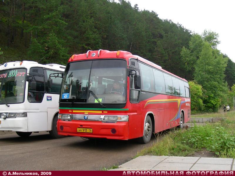 Туристический автобус Kia Gran…