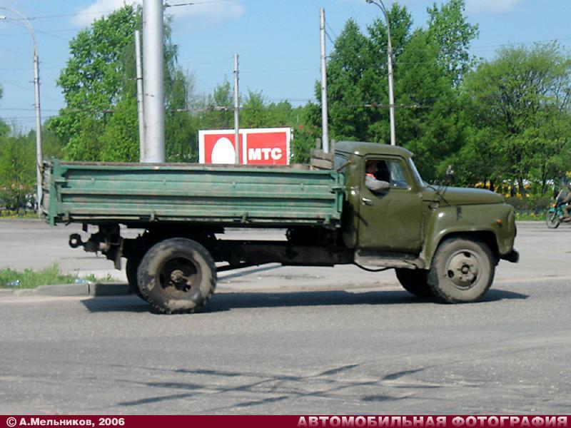 ГАЗ-САЗ-3507 (1987) (Иваново, 21.05.2006) .